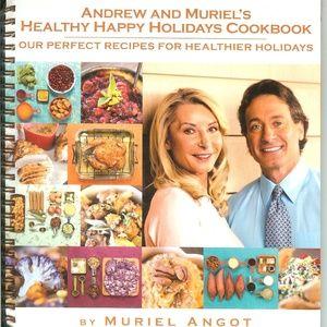 HEALTHY HAPPY HOLIDAYS COOKBOOK Andrew Lessman